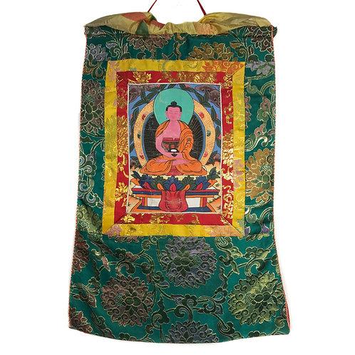 阿密陀佛 小唐卡 Amitabha Thangka 43x67cm