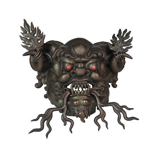 護法 面具 Wrathful Mask (7)