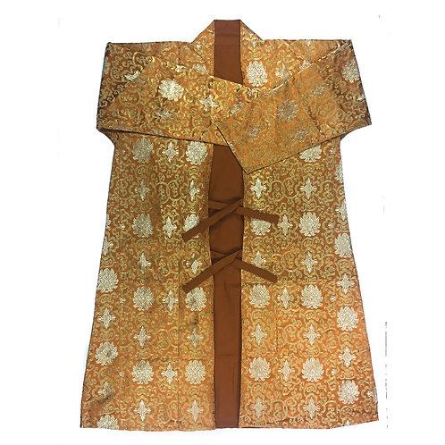 長袍 (黃) Long Coat (yellow)