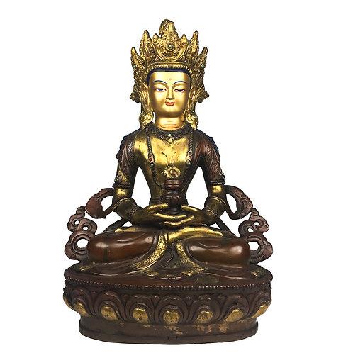 """長壽佛 12 吋 Amitayus / Long Life Buddha Statue 12"""" (30cm)"""