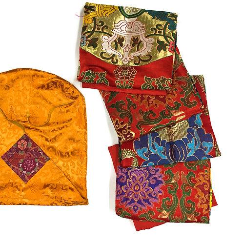 法座布 (B) 5個ㄧ組 Rinpoche seat set