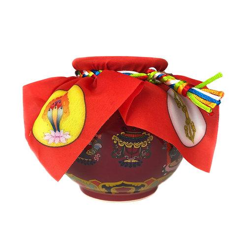 咕嚕咕烈/ 作明佛母 寶瓶 Kuru Kulla Bumpa/Vase (1)
