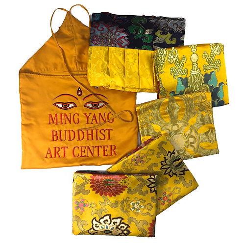 法座布 (A) 5個ㄧ組 Rinpoche seat set