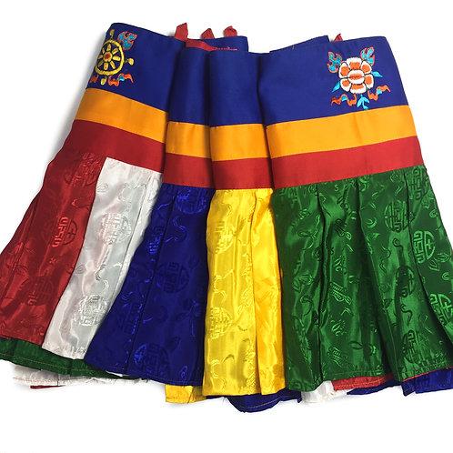 香布 五色 八吉祥 16尺 Shambu Cloth 36x480cm