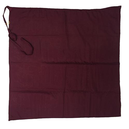包經布 包法器布 素色 單面 喇嘛紅 Puja book cover cloth 75cm