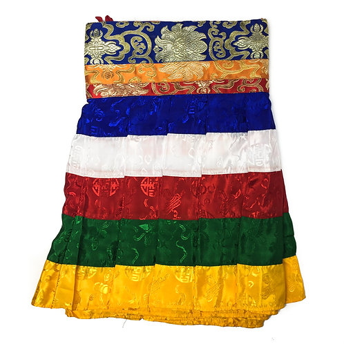 特製香布 五色 15尺 Shambu Cloth 46x450cm