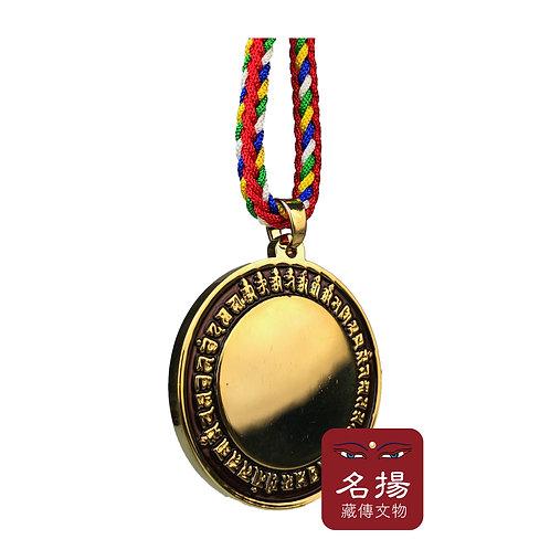 準提鏡 (1) 項鍊 3.5cm Chundi Mirror Pendant