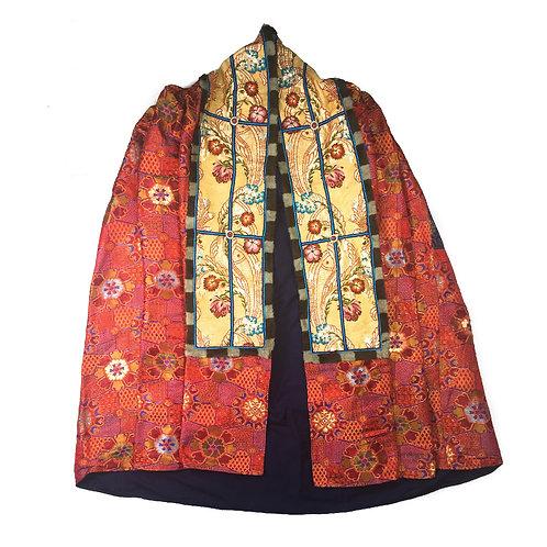 上師袍 高級厚磅布料 (A)) Master Coat