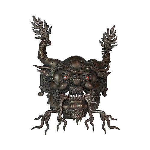 護法 面具 Wrathful Mask (9)