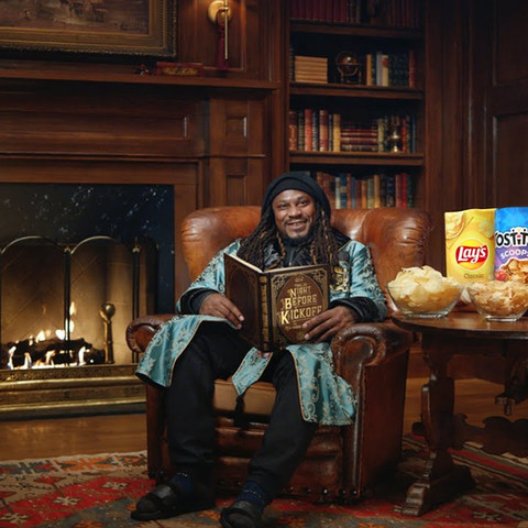 Lays NFL Commercial