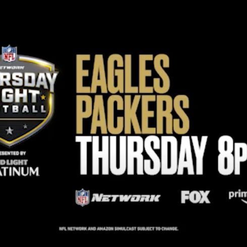 Thursday Night Football Promo