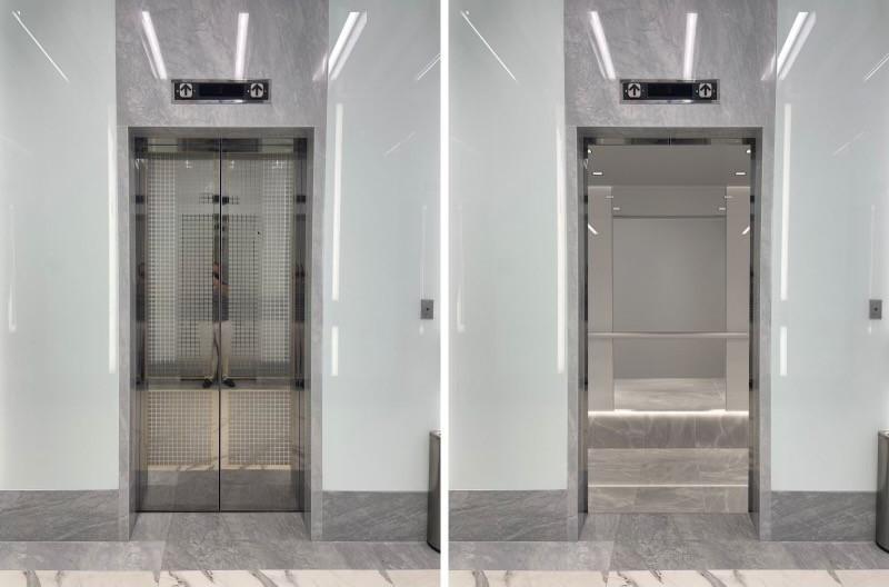 Elevator lobby