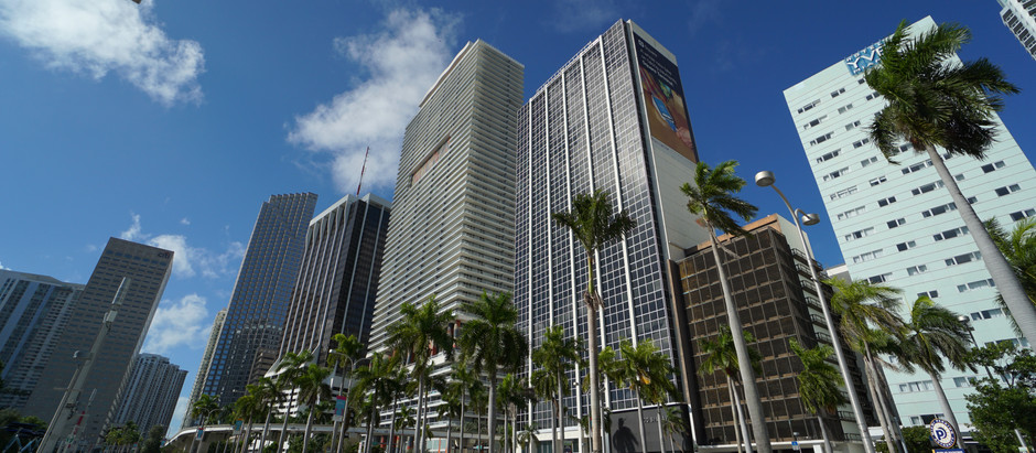 BLACKSTONE IS OPENING A TECH OFFICE IN DOWNTOWN MIAMI