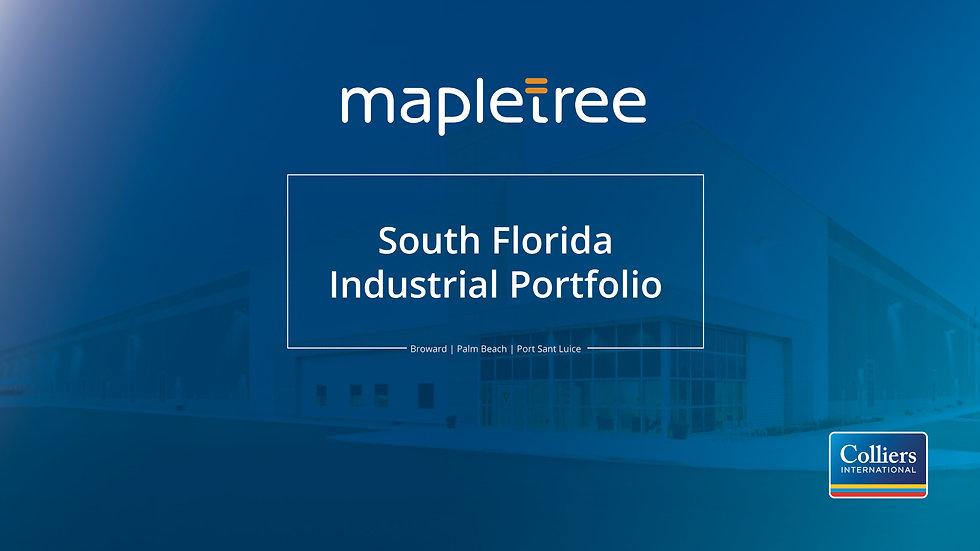Mapletree - SoFlo Industrial Portfolio.j