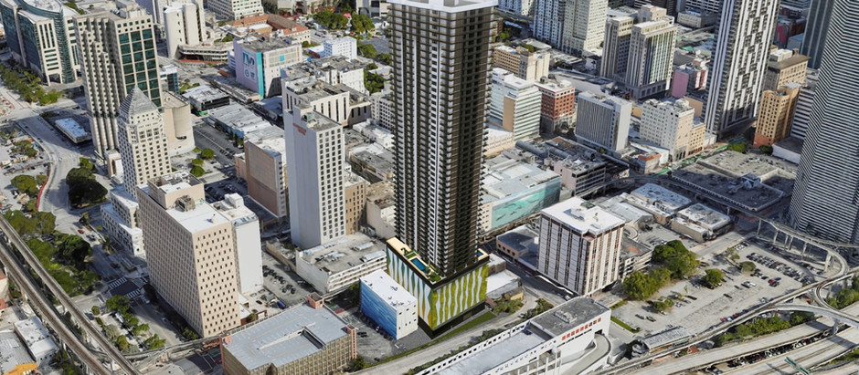 MELO GROUP SUBMITS PLANS TO BUILD THEIR TALLEST TOWER: 58-STORY DOWNTOWN 1ST