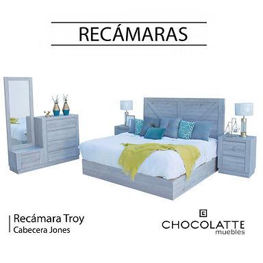 Recámara TROY