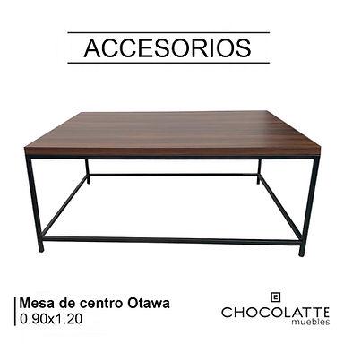 Mesa de centro Otawa