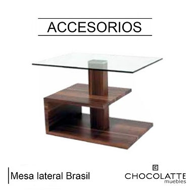 Mesa lateral Brasil