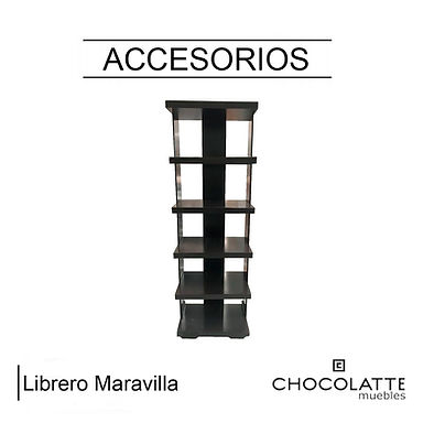 Librero MARAVILLA