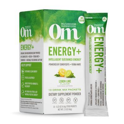 OM Lemon Lime Energy +