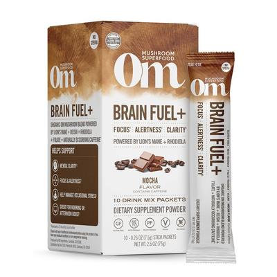 Brain Fuel - Mocha Drink Sticks