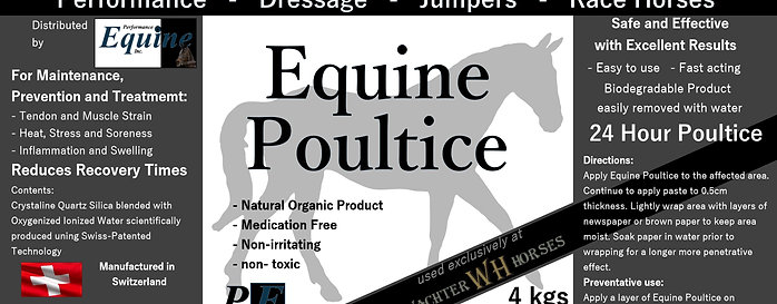 equine poultice