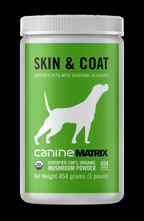 Skin & Coat Matrix