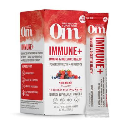 Immune Supper Berry Drink Sticks