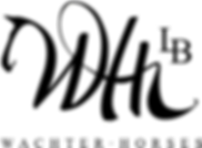 Wachter Horses Logo Full Black (FINAL).p