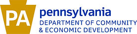 Pennsylvania Department of Community & Economic Development logo