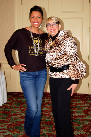 Darieth Chisolm and Janet Rose