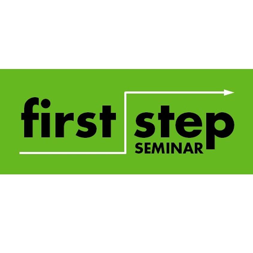 First Step  Webinar