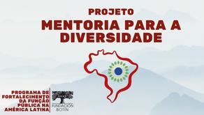 Mentoria para a Diversidade para o PFFPAL destinada a grupos subrepresentados