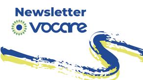 Primeira Newsletter da Rede Vocare