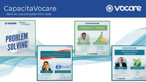 CapacitaVocare: Formações para os integrantes da Rede Vocare