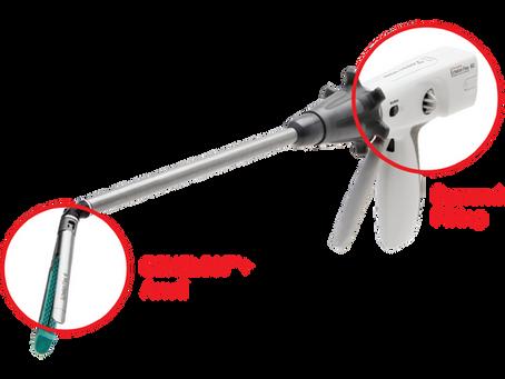 Ethicon презентує новий ECHELON+ Stapler з GST Reloads
