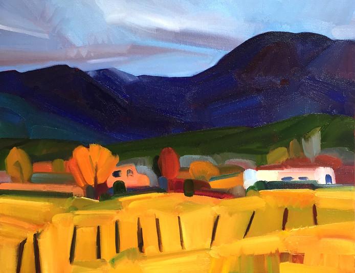 Arroyo Hondo Valley