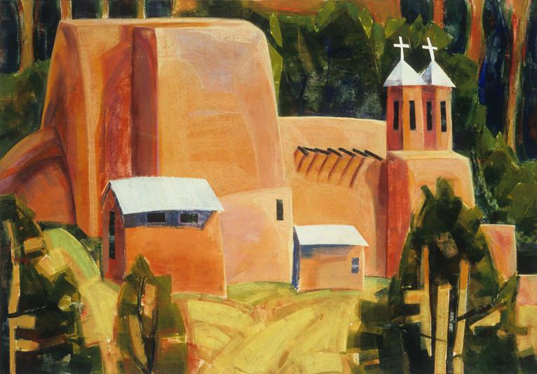 Ranchos de Taos Iglesia