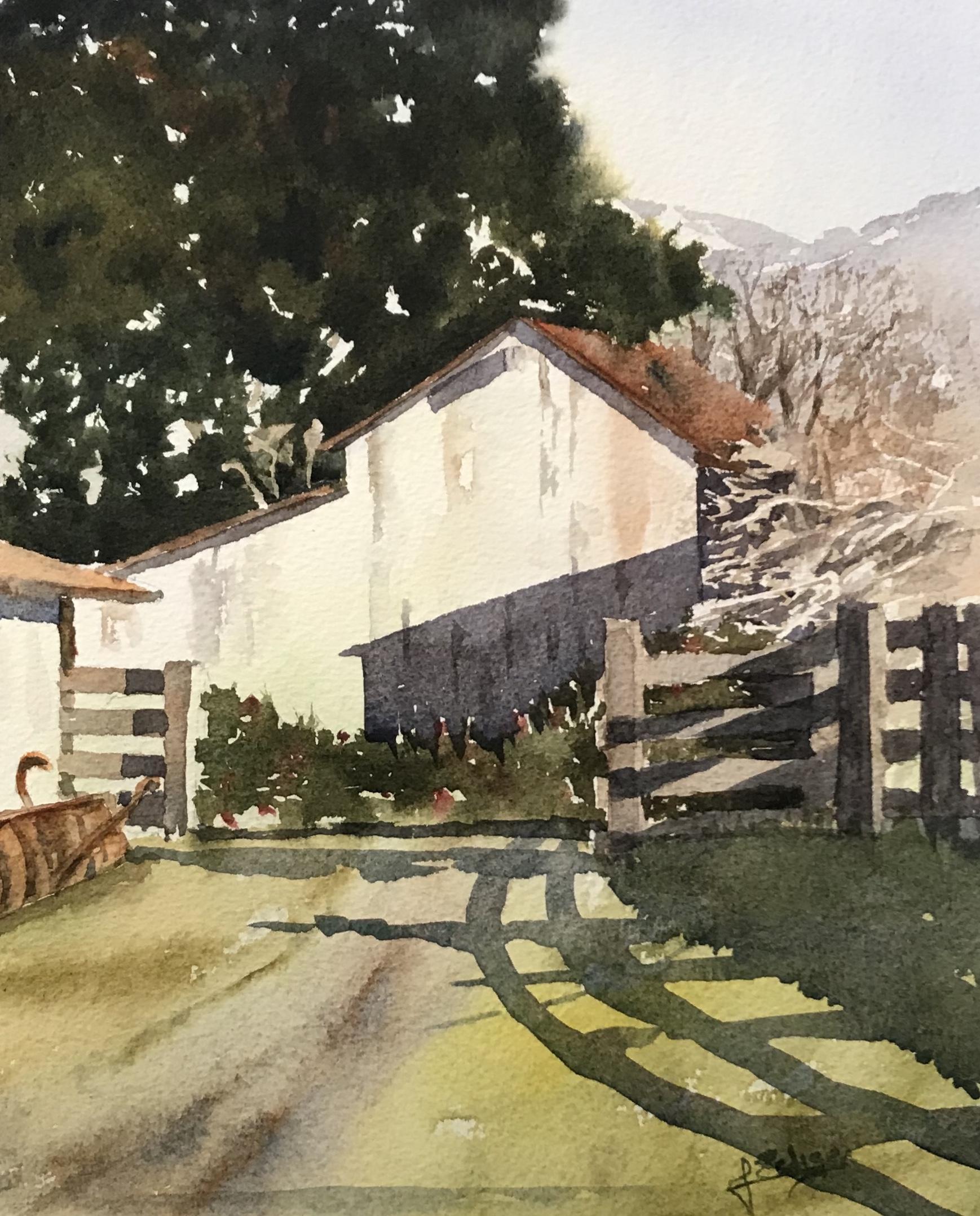 Santa Teresa Barn