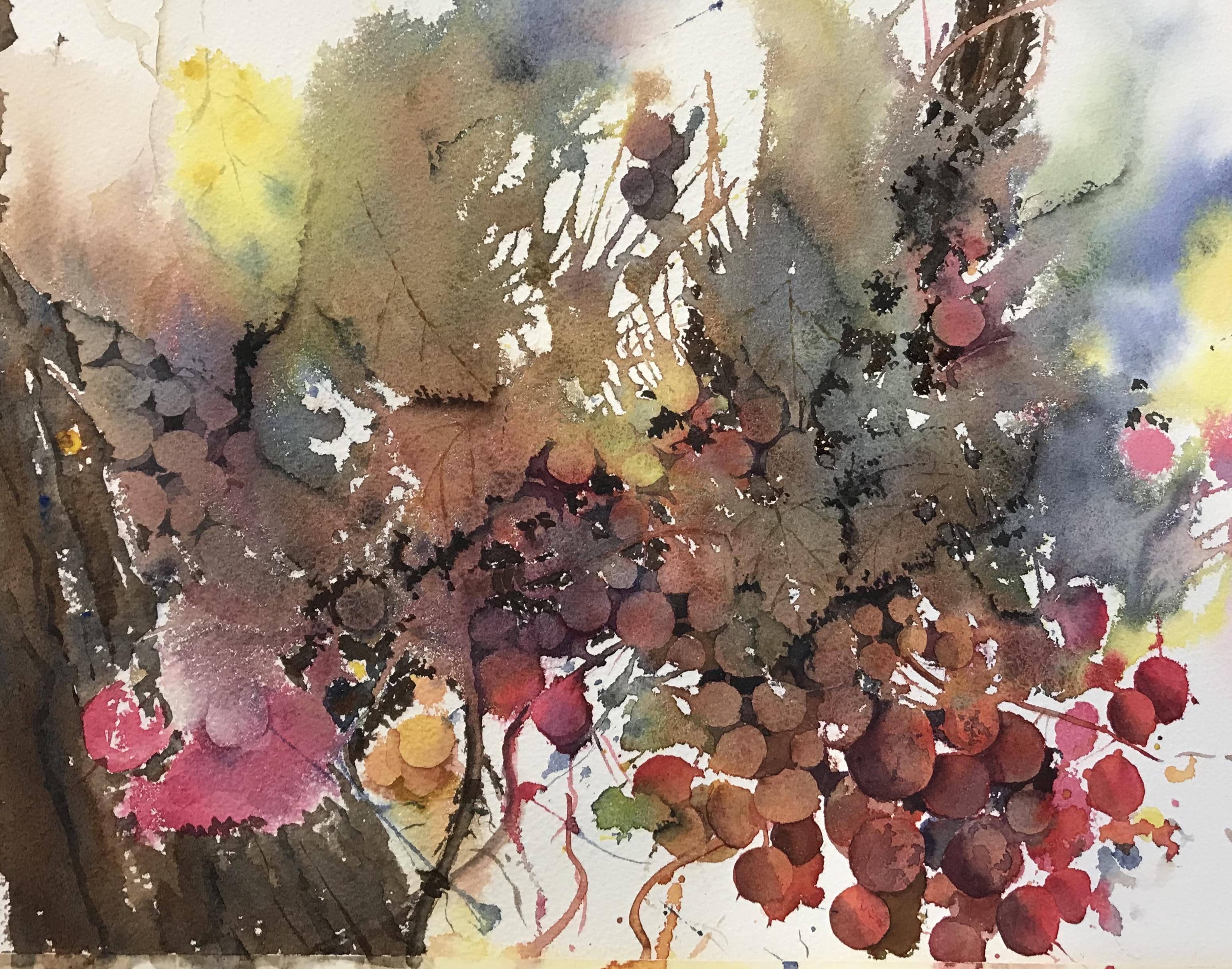 Crazy Grapes