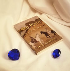 My King: The Chalice of Tribute, by M.R.Davenport