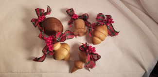 Variety Ornaments