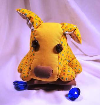 Plush Puppy Dog, Multiple Color