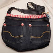 """""""Country Girl"""" Small Purse"""