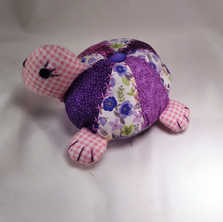Plush Turtle, Baby-Safe, Multiple colors