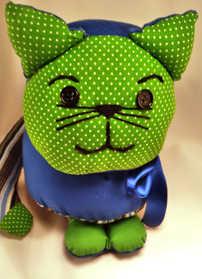 Plush Kitty - Male or female, multiple colors