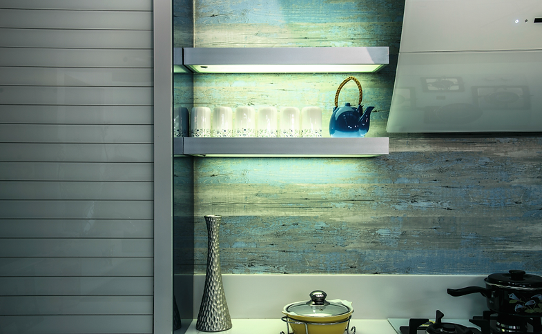 Aluminum Glass Light Shelf.bmp