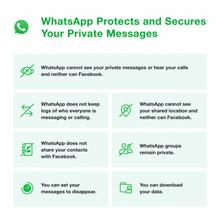 La contundente respuesta de WhatsApp tras el masivo éxodo de usuarios a Telegram