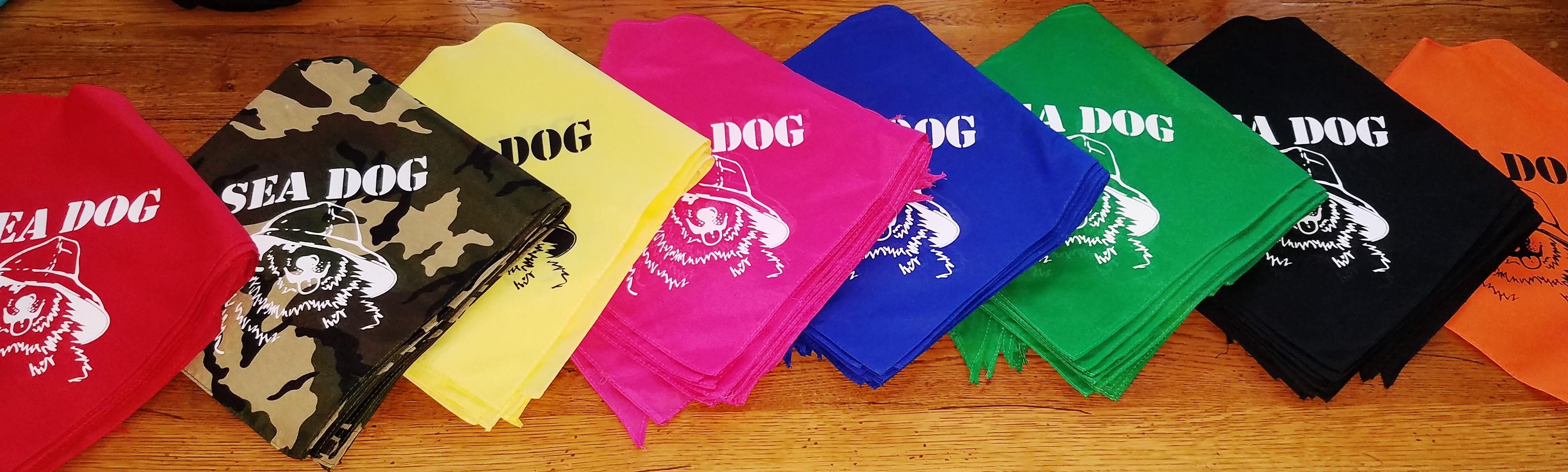 sea dog bandanas 2018
