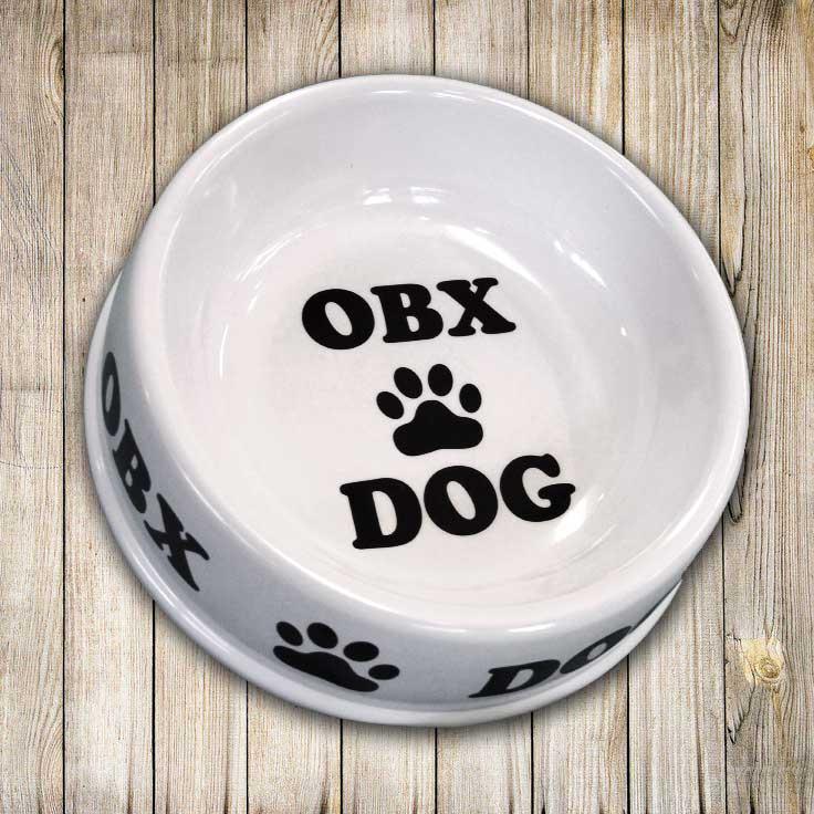 OBX Dog Bowl